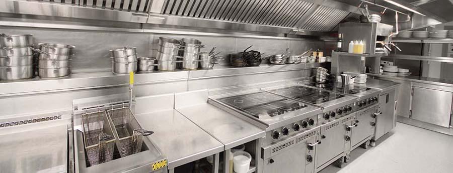 Limpieza de cocinas profesionales