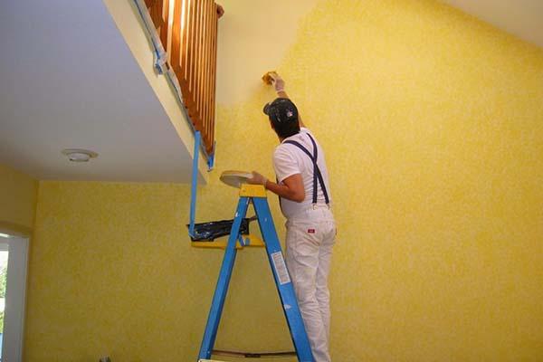 Reparaciones pintura incendio barcelona