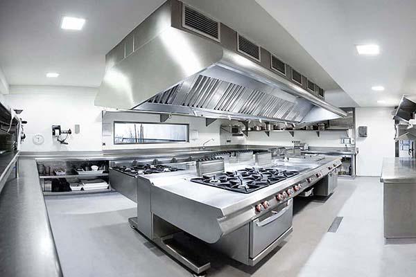 Limpiamos cocinas industriales en Barcelona