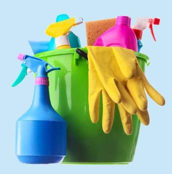 Profesionales de la limpieza en Barcelona