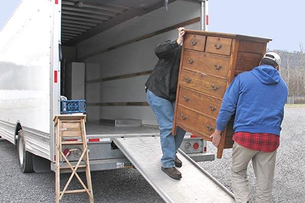 Retiramos muebles de viviendas