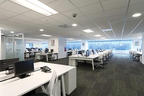 limpieza de oficinas con ozono